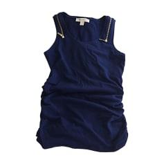 Tops, T-Shirt MICHAEL KORS Blau, marineblau, türkisblau