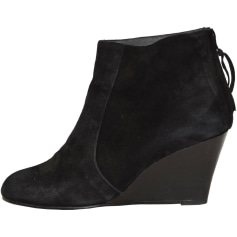 Wedge Ankle Boots JONAK Black
