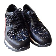 Sneakers KARL LAGERFELD Blue, navy, turquoise