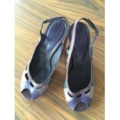 Sandales à talons PASTELLE Multicouleur