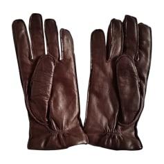 Handschuhe RALPH LAUREN Braun