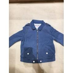 Jeansblouson BONPOINT Blau, marineblau, türkisblau