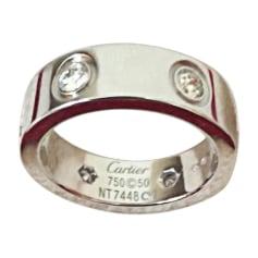 Bagues Cartier Femme   articles luxe - Videdressing f62a92b414f