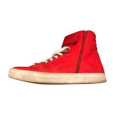Sneakers PIERRE HARDY Rot, bordeauxrot