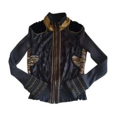 Jacket JUST CAVALLI Gray, charcoal