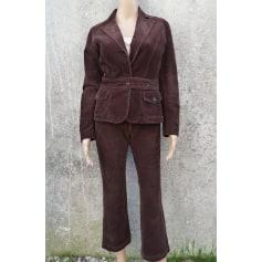 f1df188a25fa3 Tailleurs pantalon Femme Velours côtelé de marque & luxe pas cher ...