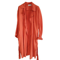 Imperméable, trench AMERICAN VINTAGE Orange
