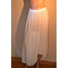 c9ff4e6613 Maxi Skirt JS MILLENIUM White