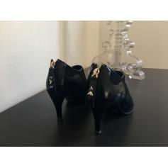 Bottines & low boots à talons ARMANI Noir