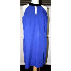 Robe mi-longue CHATTAWAK Bleu, bleu marine, bleu turquoise