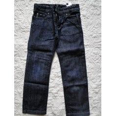 Jeans dritto HUGO BOSS Blu, blu navy, turchese