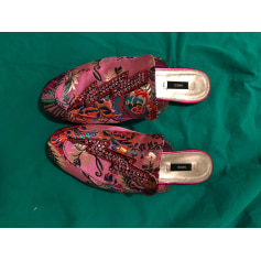 Ballet Flats MANGO Multicolor