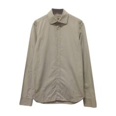 Camicia BURBERRY Beige, cammello