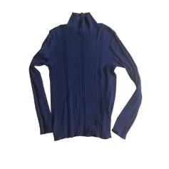 Pull A.P.C. Bleu, bleu marine, bleu turquoise