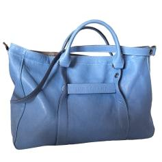 Sac en bandoulière en cuir LONGCHAMP Bleu, bleu marine, bleu turquoise
