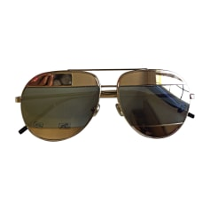 Sunglasses DIOR Golden, bronze, copper
