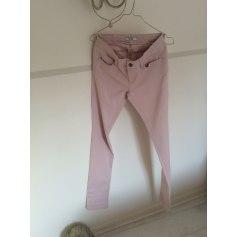 Jeans slim LIU JO Rose, fuschia, vieux rose