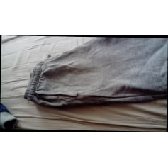 Sweatpants LACOSTE Gray, charcoal