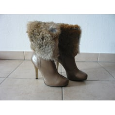 Bottines & low boots à talons SAN MARINA taupe