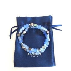 Bracelet AGATHA Bleu, bleu marine, bleu turquoise
