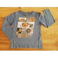 T-shirt JAPAN RAGS Blue, navy, turquoise
