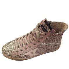 Sneakers GOLDEN GOOSE Silver