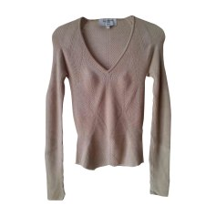 Maglione YVES SAINT LAURENT Beige, cammello
