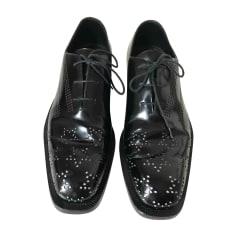 Chaussures à lacets JIL SANDER Noir