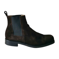 Boots KENZO Brown