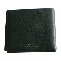 Wallet SMYTHSON Green