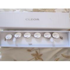 Armband CLEOR Silberfarben, stahlfarben