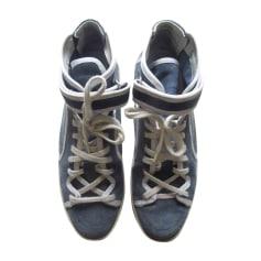 Sneakers PIERRE HARDY Blau, marineblau, türkisblau