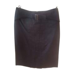 Midi Skirt HUGO BOSS Black