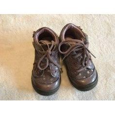 Ankle Boots MOD 8 Purple, mauve, lavender
