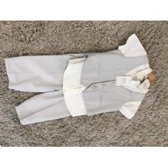 Shorts Set, Outfit LES PETITS INCLASSABLES White, off-white, ecru