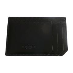 Card Case SAINT LAURENT Black