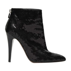 High Heel Ankle Boots WALTER STEIGER Black