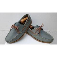 Lace Up Shoes TBS Khaki
