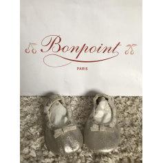 Ballerine BONPOINT Argentato, acciaio