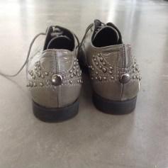 Chaussures à lacets  REGARD Kaki