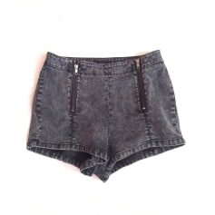 Short THE KOOPLES Gris, anthracite