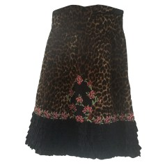 Corset Dress MANOUSH Animal prints