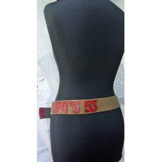 Wide Belt LEVI'S Khaki