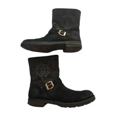 Ankle Boots ROBERTO CAVALLI JUNIOR Black