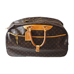 Shopper LOUIS VUITTON Braun