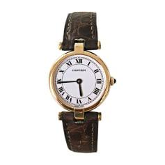 Montres Cartier Femme   articles luxe - Videdressing 85fb5e3332b