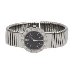 Wrist Watch BULGARI Silver