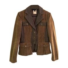 Jacket JUST CAVALLI Brown