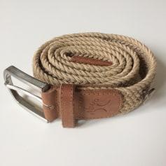Cintura FAGUO Beige, cammello