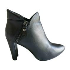 High Heel Ankle Boots STUART WEITZMAN Black